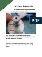 Informe de Válvula de Admisión - UNICON.docx