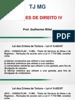 NOÇÕES DIR 04 Tj Mg Nocoes de Direito IV Extensivo Aula 21