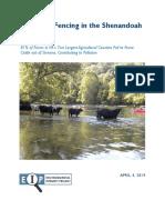 Livestock Fencing Report 4.4.19