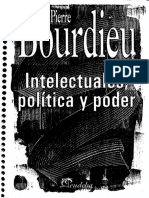 Bourdieu - Intelectuales - 01