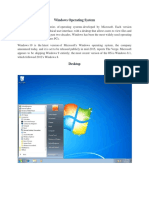 windows operating system.docx