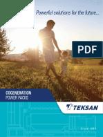 Cogeneration Solutions Brochure