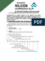 Manual Mr Hr v021b