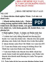 Tu Tuong Ho Chi Minh Chuong Trinh Dai Hoc