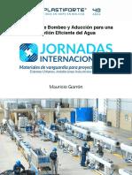 Plastiforte Sistemas Bombeo y Aducción Para Eficiente Gestión Agua.pdf