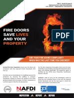 ARCHARD Fire Door Inspection