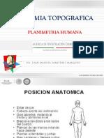 1.- Planimetria Humana