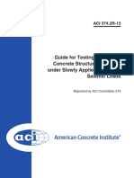 ACI 3742R-13_Guide for Testing Reinforced Concrete Structural Elements Under Slowly Applied Simulated Seismic Loads