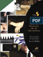 Caetano Gerardo Y Rilla Jose - Breve Historia De La Dictadura (Uruguay) 1973 - 1985.pdf
