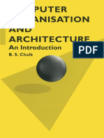 (Macmillan Computer Science Series) B. S. Chalk (Auth.) - Computer Organisation and Architecture_ an Introduction-Macmillan Education UK (1996)