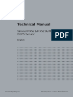 DGPS SIMRAD TECHNICIAL MANUAL.pdf