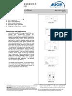 GaAs Flip Chip Schottky Barrier Diodes.pdf