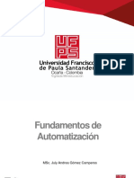 Fundamentos de Automatizaciòn Final