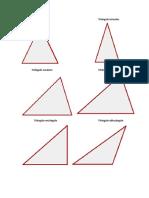 Triángulo equiláteroTriángulo isósceles