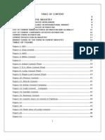 Final Report Cement Industry Pakistan