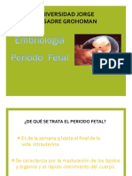 Periodo Fetal (1)