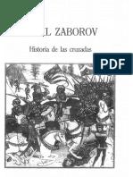 Zaborov Mijail - Historia De Las Cruzadas.pdf