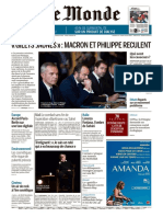 Journal LE MONDE et Suppl du Mercredi 5 Decembre 2018.pdf
