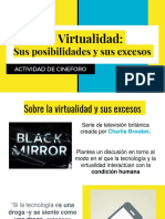 CINEFORO BLACK MIRROR
