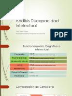 PPT PIE Análisis Discapacidad Intelectual 2