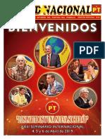 Unidad Nacional Seminario 2019