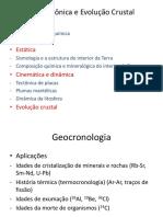 Aula 2 - Geocronologia