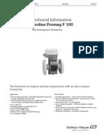 Proline Promag P 100.pdf