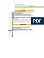 Formulario Analisis Foda 2016