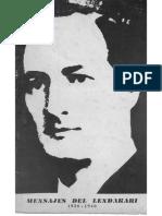 Mensajes Del Lendakari-1936 1945