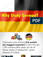Why Study German