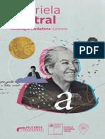 Antología ciudadana ilustrada - Gabriela Mistral 2019