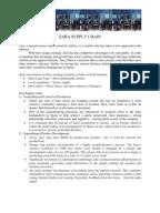 ZARA CASE STUDY SWOT ANALYSIS Term Paper Writing Service  Essay