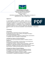 NEVES Estudos Sociais Em Ciencia e Tecnologia e Suas Diversas Abordagens