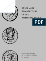 39153790 Greek and Roman Coins in the Athenian Agora