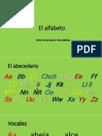 El alfabet