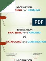 LIS Cataloging