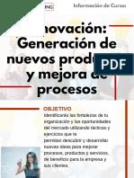 Curso de Innovación