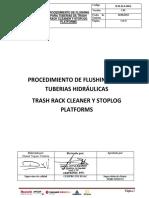 Procedimiento de Flushing Md - Cmpt - H-h-h-z-400a Rev c01