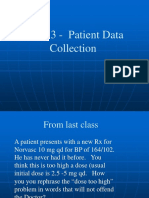 Rovers_Ch_3 – Patient Data PPT