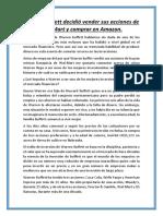 Warren Buffett Walmart y Amazon tarea 1 del segundo parcial.docx