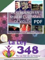 Taller Resiliencia - 2019