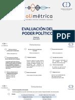Evaluación del Poder Político
