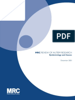 MRC Review of Autism Research.pdf