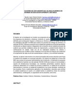 Ejemplo de Las Debilidades NORMAS ISO