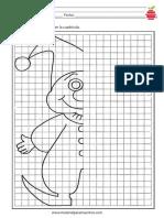 Pinta el dibujo en la cuadricula.pdf