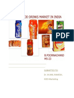 Health Food Drinks in India