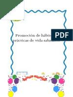 Promoción de Hábitos y Prácticas de Vida Saludable