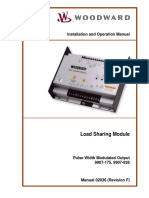 Load Sharing Module - PWM Output
