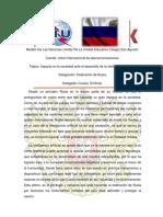 Posición oficial Rusia 2 1 DPO