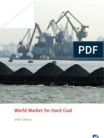Worl Market for Hard Coal-RWE 2007